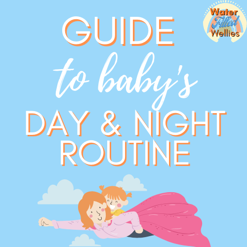 Baby's daily routine
